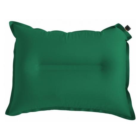 Kissen Husky Flaumig green