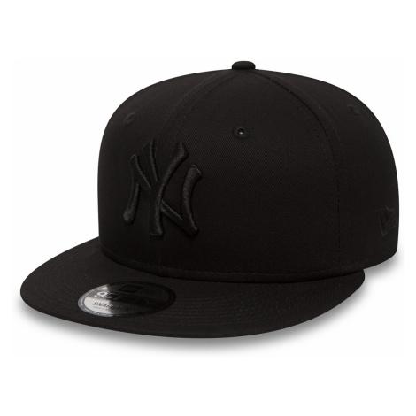New Era MLB 9Fifty Snapback Cap NY YANKEES Schwarz Schwarz