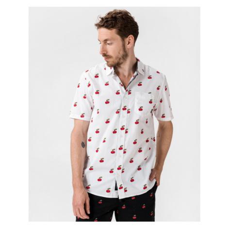 Vans Cherries Hemd Weiß