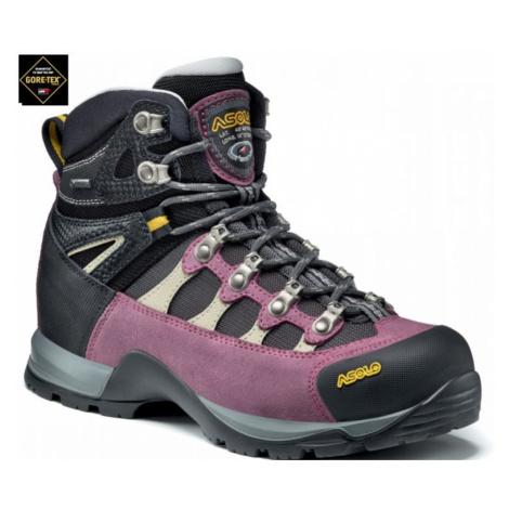 Schuhe Asolo Stynger GTX grapeade/gunmetal/297