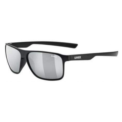Uvex lgl 33 pola Sonnenbrille schwarz