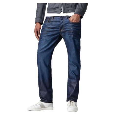G-Star Jeans 3301 Herren Straight Jeans - Dark Aged G-Star Raw