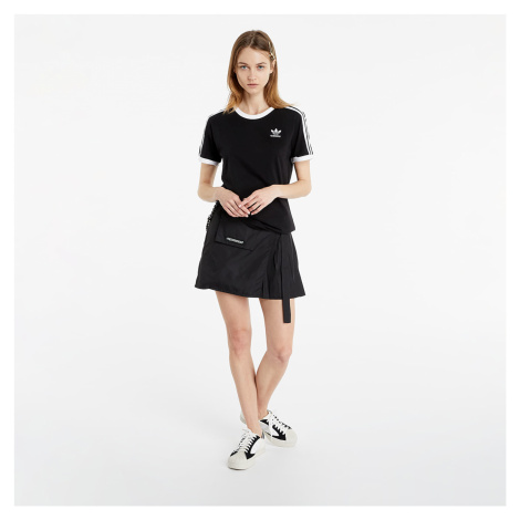 adidas Adicolor Classics 3 Stripes Tee Black