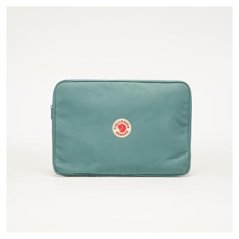 """Fjällräven Kånken Laptop Case 15"""" Frost Green"""