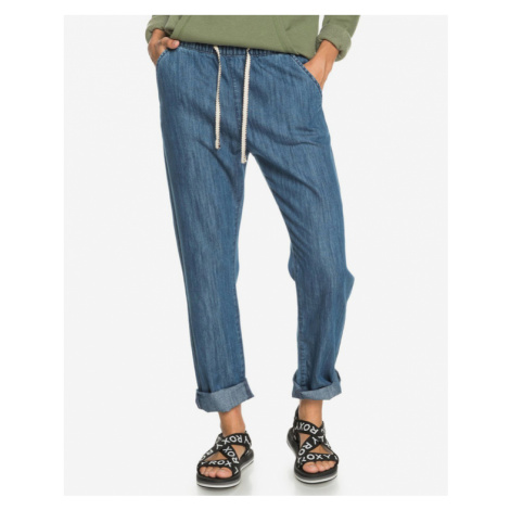 Roxy Slow Swell Beachy Jeans Blau