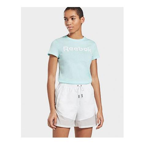 Reebok training essentials graphic t-shirt - Digital Glow - Damen, Digital Glow