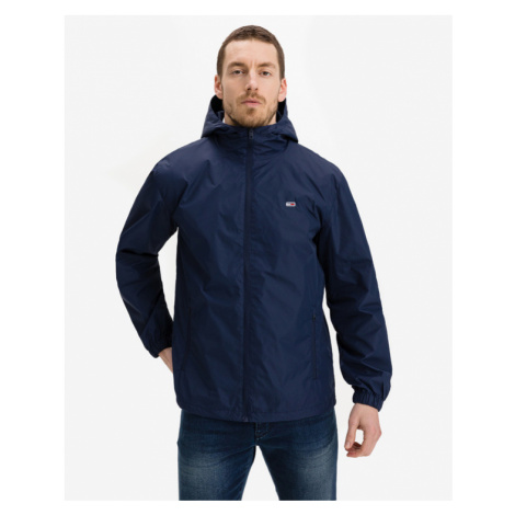 Tommy Jeans Packable Windbreaker Jacket Blau Tommy Hilfiger