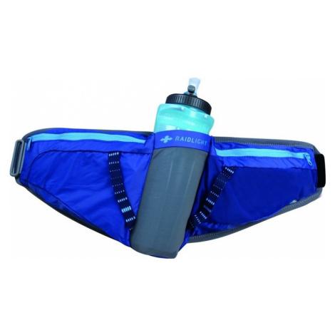 Lauf- Nieretasche mit flaschen Raidlight Activ 600 Leinengürtel Dark Blue