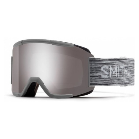 Smith SQUAD +1 grau - Unisex Skibrille