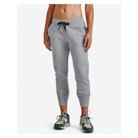 Under Armour Rival Fleece EMB Jogginghose Grau