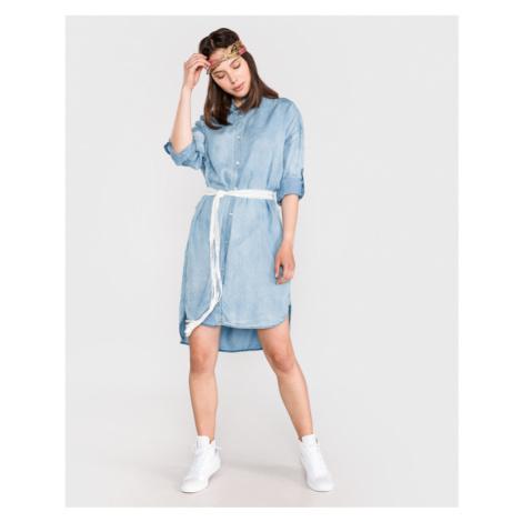 Replay Kleid Blau