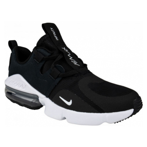 Nike AIR MAX INFINITY GS schwarz - Kinder Sneaker