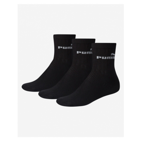 Puma Socks 3 pcs kids Schwarz mehrfarben