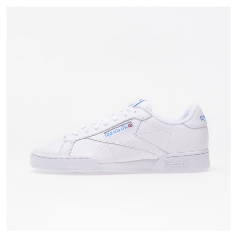 Reebok NPC UK II White/ Athletic Blue/ White