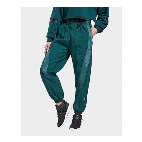 Reebok shiny woven pants - Forest Green - Damen, Forest Green