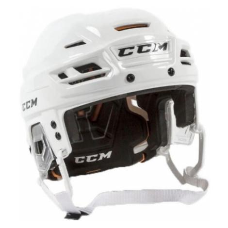 CCM TACKS 710 SR weiß - Hockey Helm