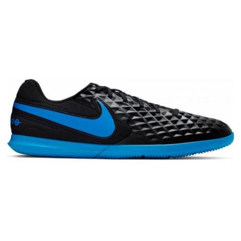Nike TIEMPO LEGEND 8 CLUB IC schwarz - Herren Hallenschuhe