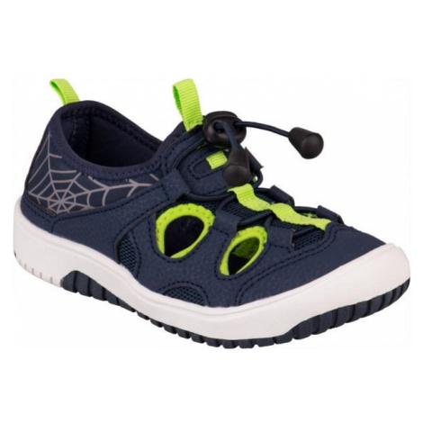 Crossroad MIDER grün - Kinder Sandalen