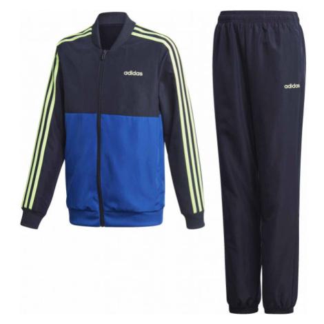 adidas YB TRACKSUIT WOVEN - Trainingsanzug für Jungs