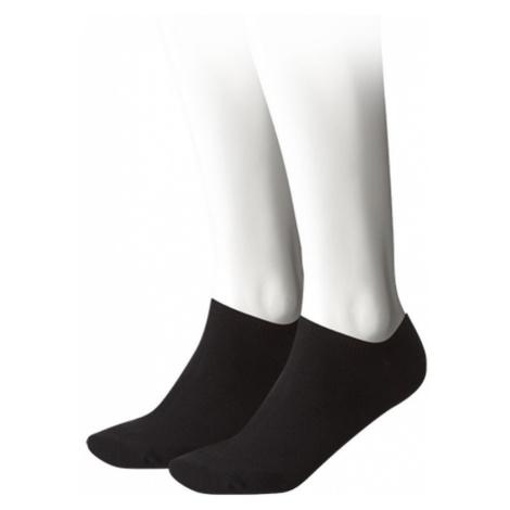 Schwarze knöchelsocken für damen