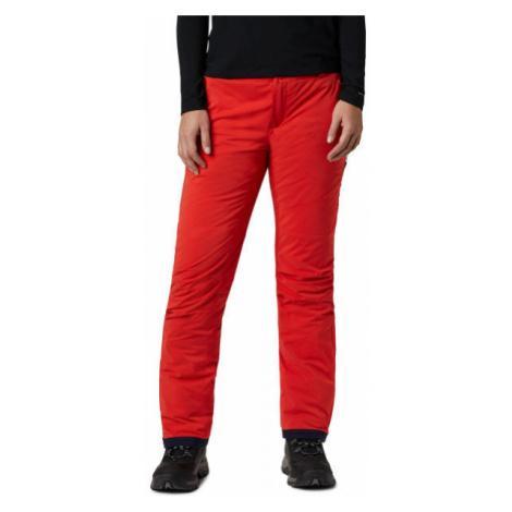 Columbia BACKSLOPE INSULATED PANT orange - Isolierte Damenhose