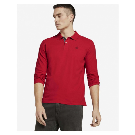 Tom Tailor Poloshirt Rot