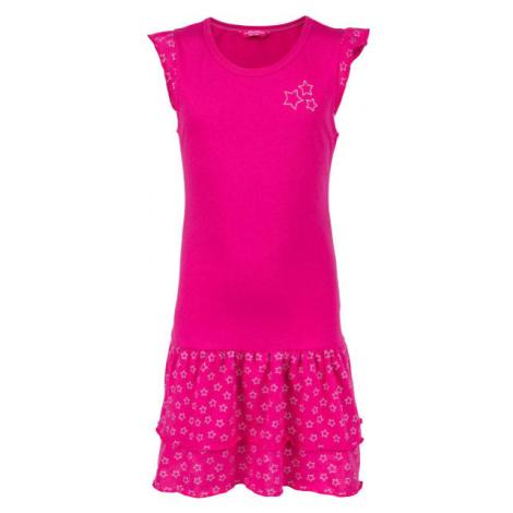 Lewro TOSCA - Mädchenkleid mit Rüschen