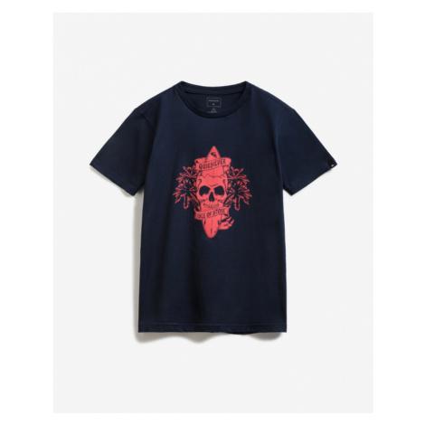 Quiksilver Night Surf Kinder  T‑Shirt Blau