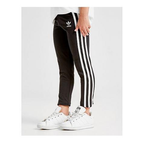 Adidas Originals Girls' 3-Stripes Leggings Children - White - Kinder, White