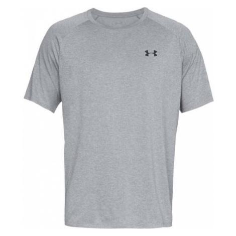 Under Armour UA TECH 2.0 SS TEE grau - Herren T-Shirt