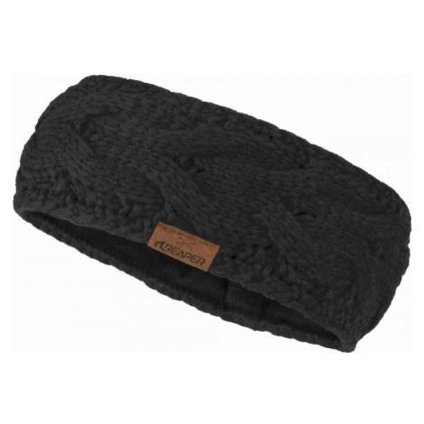 Reaper NORA schwarz - Stirnband für den Winter