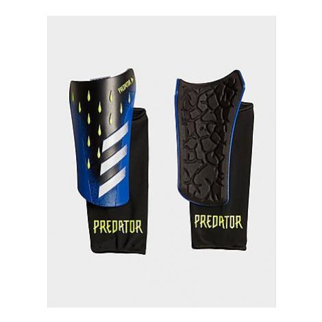 Adidas Predator League Schienbeinschoner - Black / White / Solar Yellow - Herren, Black / White