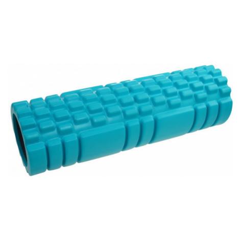 Blaue ausrüstung für gymnastik und yoga