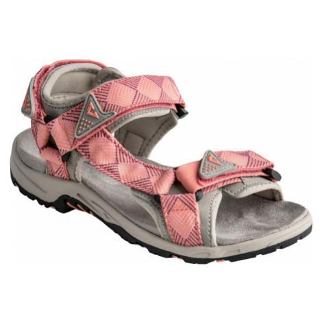 Crossroad MADDY rosa - Damen Sandalen
