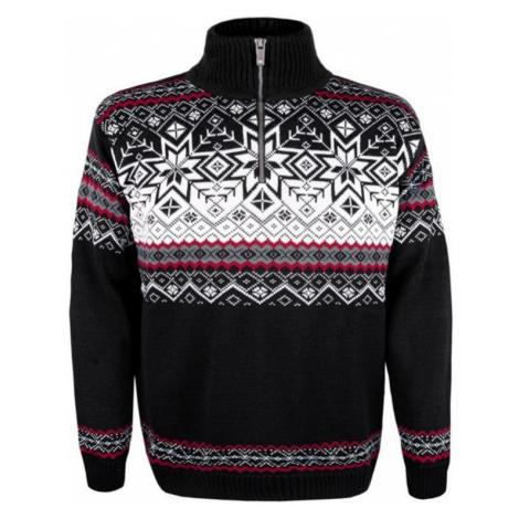 Sweater Kama 4071 - 110 black