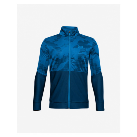 Under Armour Prototyp Nov Kids Jacket Blau