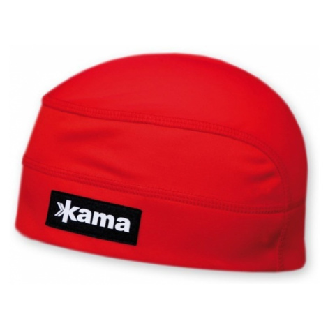 Caps Kama AW32 - 104 red Windstopper Soft Shell