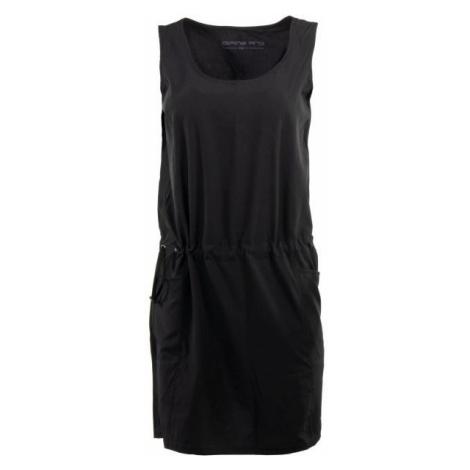 ALPINE PRO PHILA 2 schwarz - Kleid