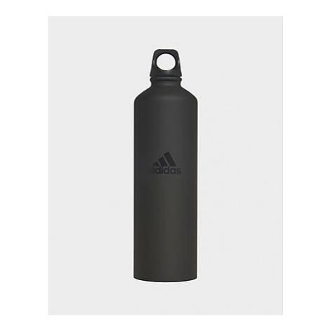 Adidas Steel Trinkflasche 0,75 L - Herren, Black / Black