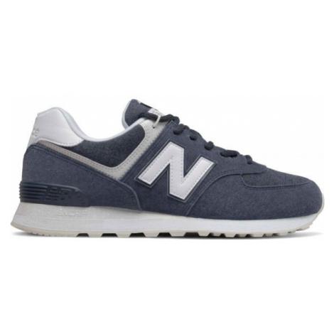 New Balance ML574SPZ schwarz - Herren Sneaker