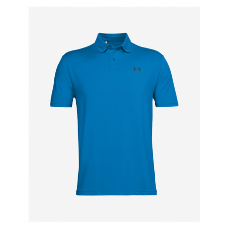 Under Armour Performance Poloshirt Blau