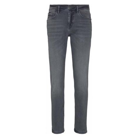 Tom Tailor Herren Jeans Marvin - Straight Fit - Blau - Grau