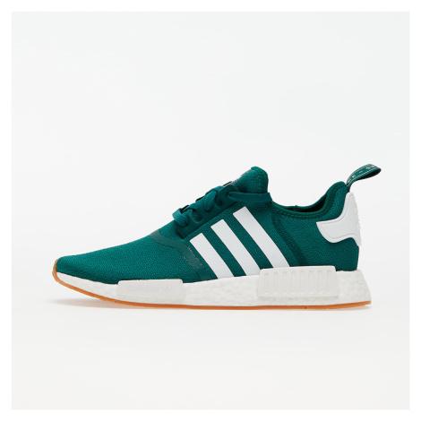 adidas NMD_R1 Core Green/ Ftw White/ Gum 3
