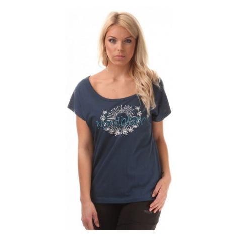 Damen T-Shirt Nordblanc NBSLT6232_ZEM