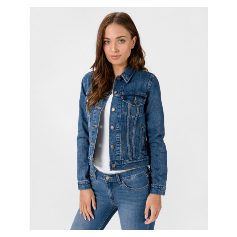 Levi's® Original Jacke Blau Levi´s