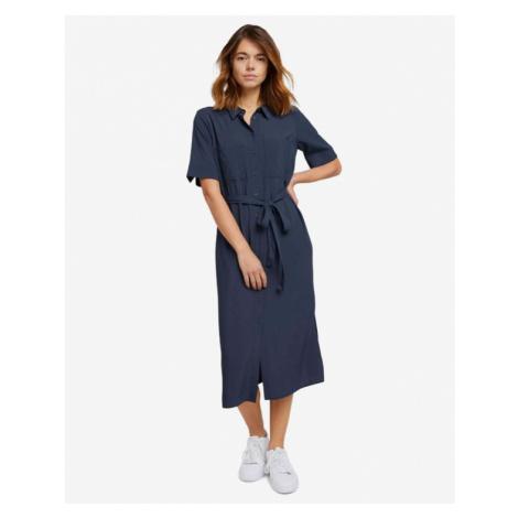 Tom Tailor Denim Kleid Blau