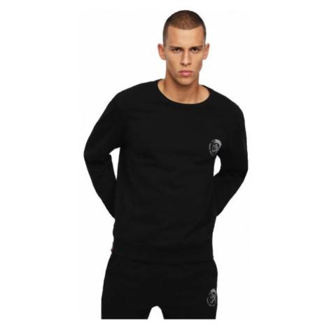 Diesel WILLY FELPA schwarz - Herren Sweatshirt