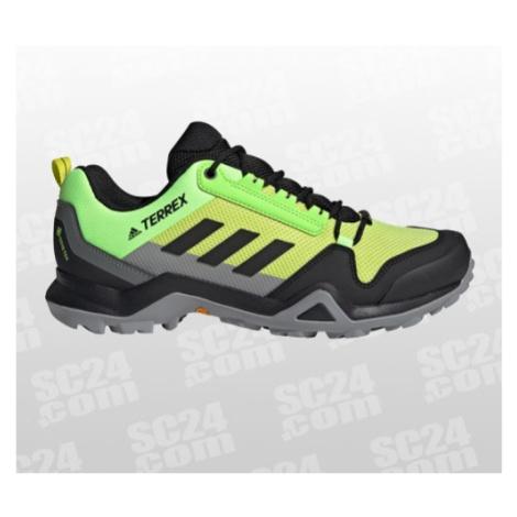 Adidas Terrex AX3 GTX grün/schwarz Größe 44 2/3