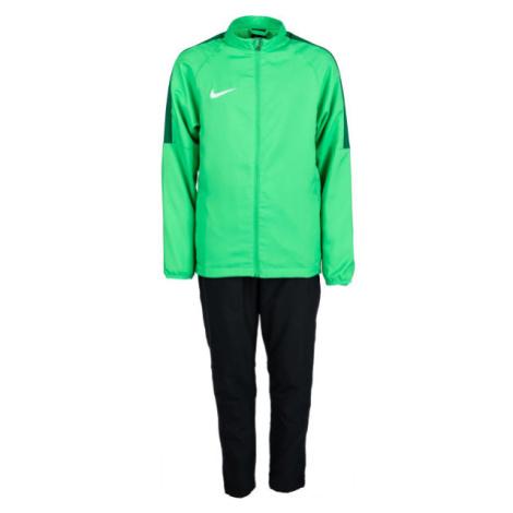 Nike DRY ACDMY18 TRK SUIT W Y grün - Jungen Trainingsanzug
