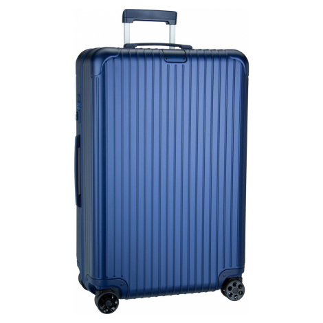 Rimowa Trolley + Koffer Essential Check-In L Matte Blue (85 Liter)